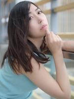 プロフィール写真:千賀映奈