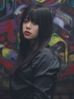 プロフィール写真:紫月美蘭