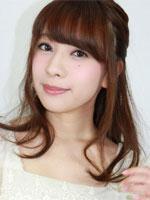 プロフィール写真:宮本彩希